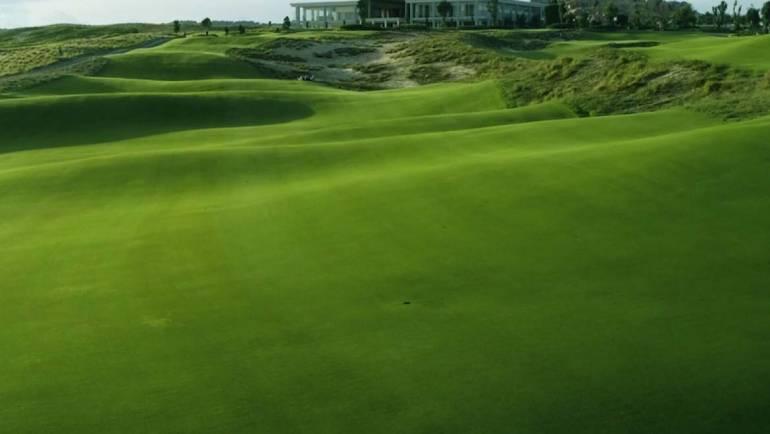 Các quy trình để thiết kế sân Golf chuyên nghiệp chuẩn quốc tế.